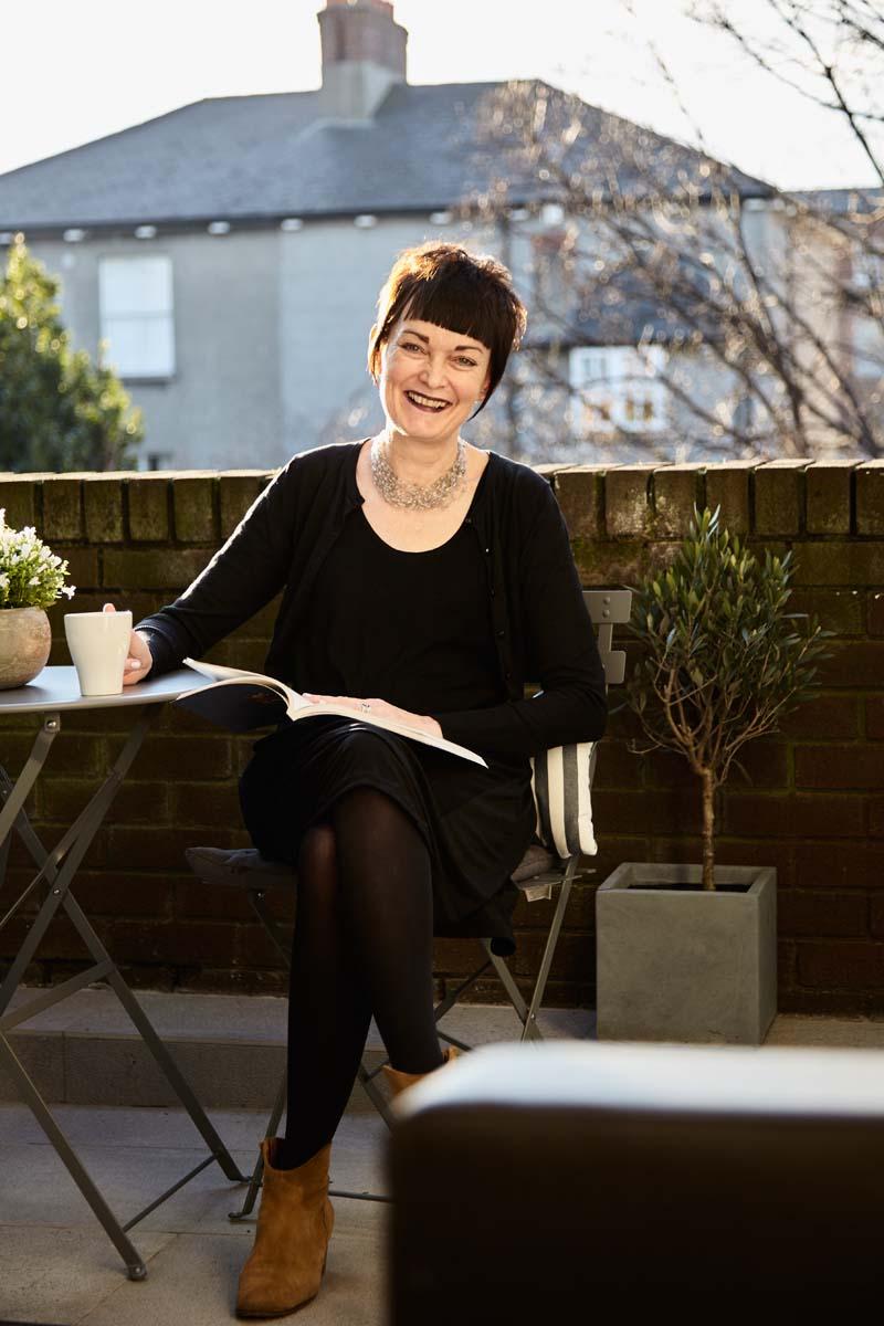 Eva Byrne houseology