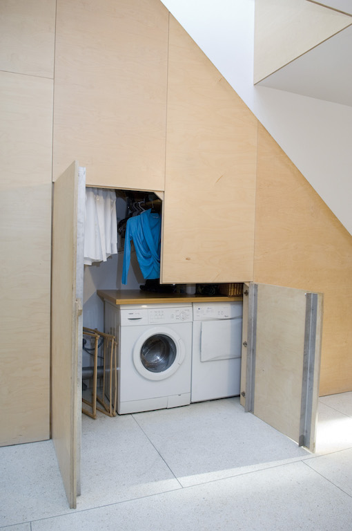 Understairs Storage houseology