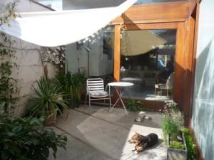 Mews Courtyard